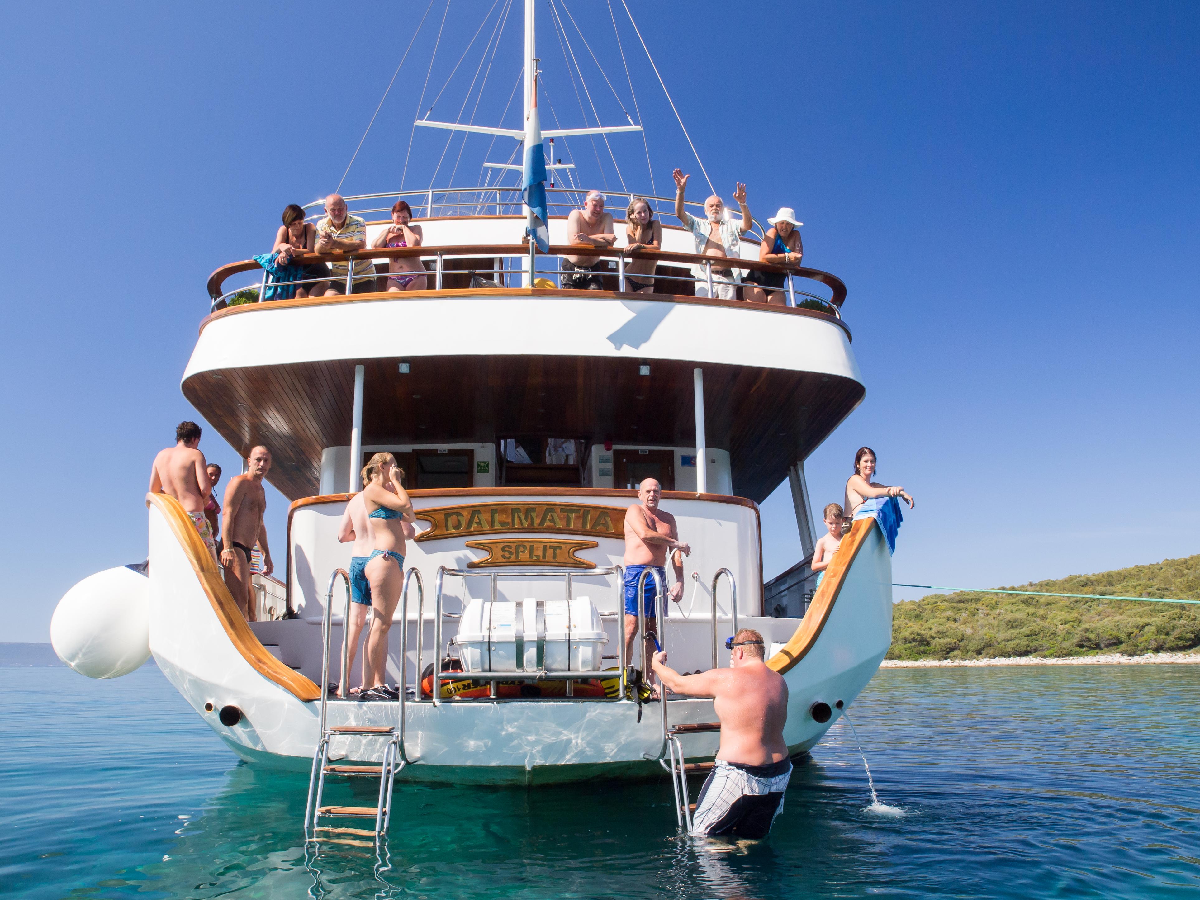 Adriatic Travel Inc. » Dubrovnik To Split (One Way